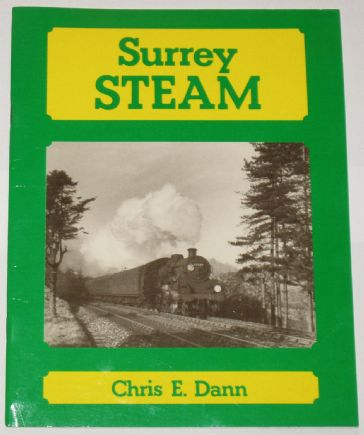 Surrey Steam, by Chris E. Dann